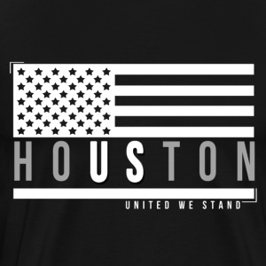 Healing for hoUSton - Men's Premium T-Shirt