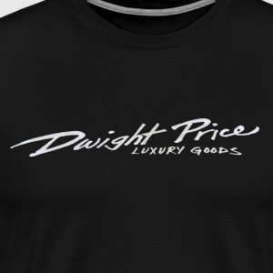 Dwight Price (luxury goods for the uber rich) - Men's Premium T-Shirt
