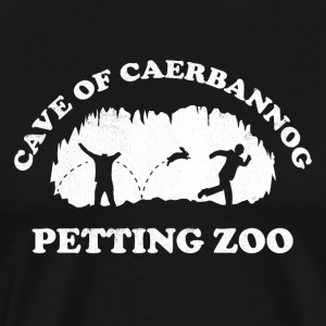 Cave of Caerbannog Petting Zoo - Men's Premium T-Shirt