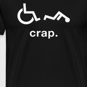 Crap Handicap - Men's Premium T-Shirt