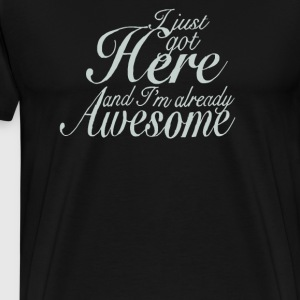 Awesome Cool Parents - Men's Premium T-Shirt