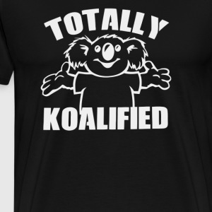 Totally Koalified Koala Youth - Men's Premium T-Shirt
