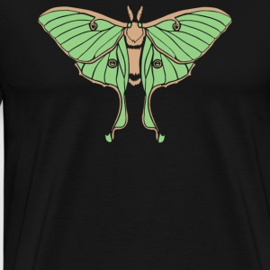 Luna Moth - Men's Premium T-Shirt