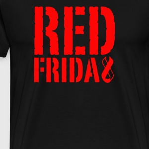 Red Friday - Men's Premium T-Shirt