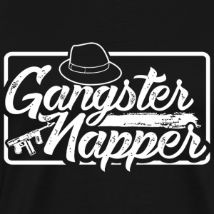 Baby shower - Gangster Napper Tee for Babys and - Men's Premium T-Shirt