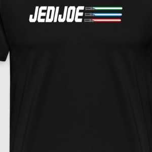 Jedi Joe Awesome Fun Star - Men's Premium T-Shirt