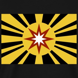 Ad Astra Flag Color - Men's Premium T-Shirt
