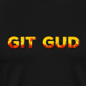 Git gud - Men's Premium T-Shirt