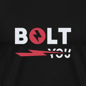 Magic the Gathering - Bolt You Red Mage - Men's Premium T-Shirt