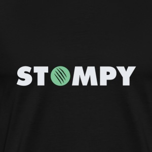 Magic the Gathering - Stompy - Men's Premium T-Shirt