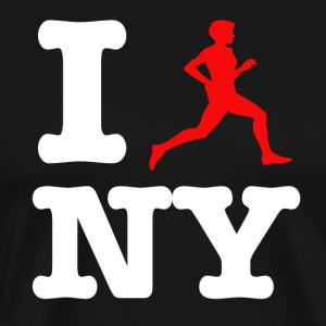 New York design - Men's Premium T-Shirt