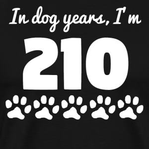 Dog Years 30th Birthday - Men's Premium T-Shirt