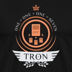 Magic the Gathering - Tron Life V1 - Men's Premium T-Shirt