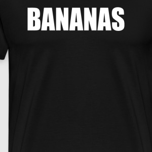 BANANAS - Men's Premium T-Shirt