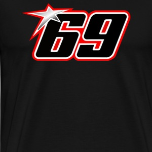 RIP Nicky Hayden 69 - Men's Premium T-Shirt