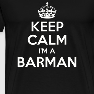 I'm a Barman - Men's Premium T-Shirt