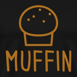 Lil' Brown Muffin - Men's Premium T-Shirt