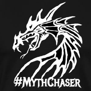 #MythChaser - Men's Premium T-Shirt