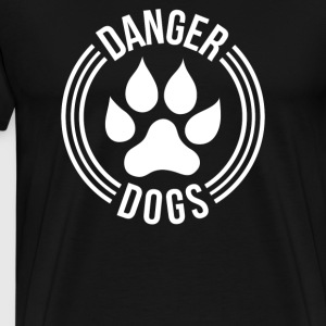 Danger Dogs - Men's Premium T-Shirt