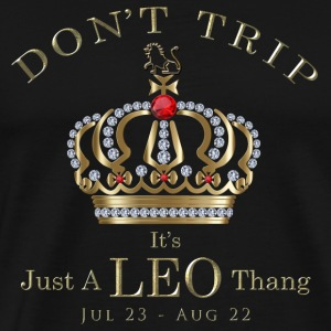 It's a Leo Thang - Men's Premium T-Shirt