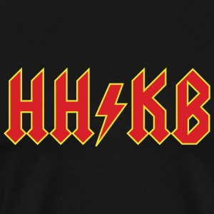 HHKB Metal - Men's Premium T-Shirt