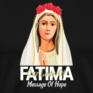 Our Lady Of Fatima D - Men's Premium T-Shirt