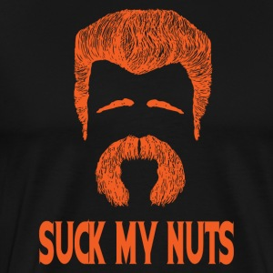 Suck My Nuts Tshirt - Men's Premium T-Shirt
