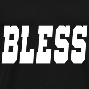 bless - Men's Premium T-Shirt