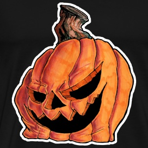 Pumpkin! - Men's Premium T-Shirt