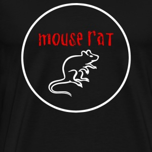 Parks and Recreation Mouse Rat Andy Dwyer - Men's Premium T-Shirt