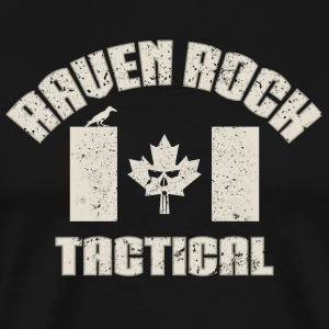 Raven Rock Tactical - Canadian Operator - Men's Premium T-Shirt
