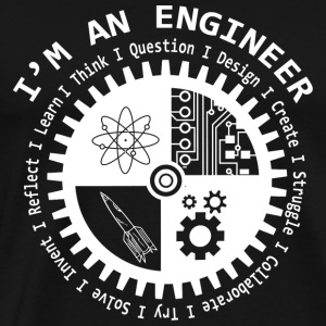 Engineer - I'm an Engineer - Men's Premium T-Shirt