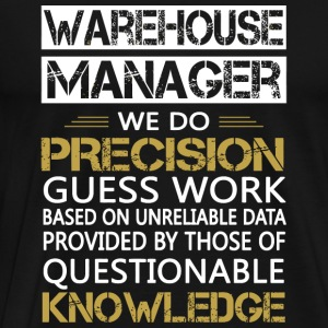 Manager - Warehouse manager - Men's Premium T-Shirt