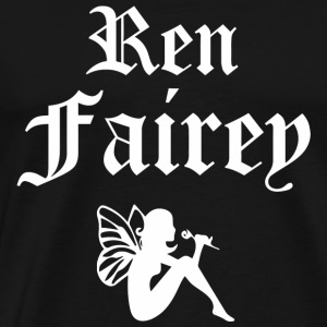 Fairy tail - Ren Fairey Ren Faire Medieval Fairy - Men's Premium T-Shirt