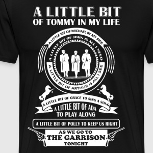 Peaky Blinders Fan Song - Men's Premium T-Shirt