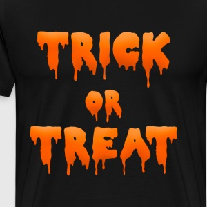 Trick or Treat - Men's Premium T-Shirt