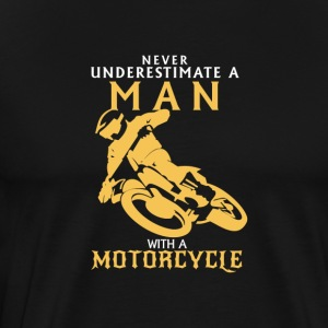 Bike - Biker - Biking - Mountainbike - Hobby - Men's Premium T-Shirt