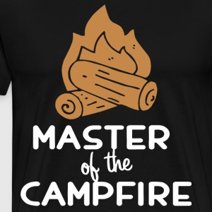 MASTER OF THE CAMPFIRE T-SHIRTS - Men's Premium T-Shirt