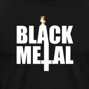 Black Metal! - Men's Premium T-Shirt
