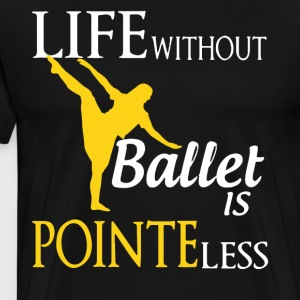 Ballet Dance Shirt - Men's Premium T-Shirt