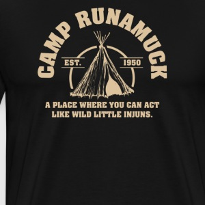 Camp Runamuck - Men's Premium T-Shirt