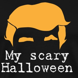 My Scary Halloween Trump - Men's Premium T-Shirt