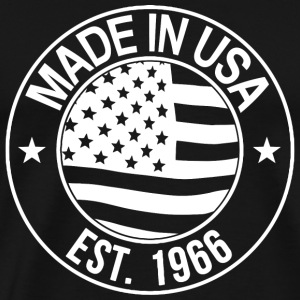 USA - MADE IN USA EST. 1966 - Men's Premium T-Shirt