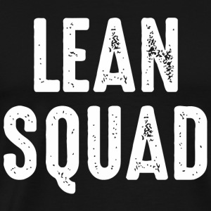 Squad - Lean Squad - Men's Premium T-Shirt