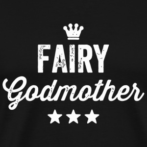 Fairy tail - Fairy Godmother - Wand Star Spell - Men's Premium T-Shirt