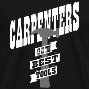 Ammer - Carpenters have the best tools! - Men's Premium T-Shirt