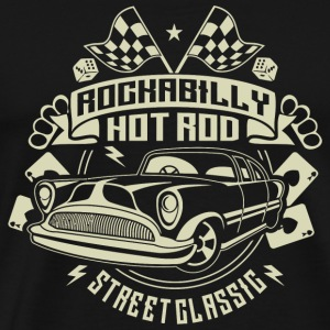 Hot rod - Hot Rod Retro Vintage - Men's Premium T-Shirt
