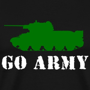 Army - Go Army - Men's Premium T-Shirt