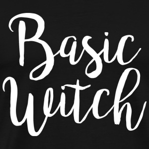 Witch - Basic Witch - Men's Premium T-Shirt