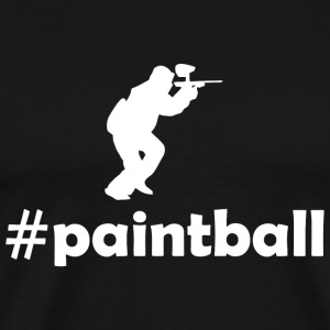 Paintball - paintball - Men's Premium T-Shirt